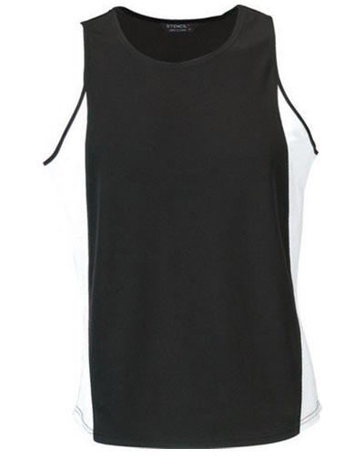 1010F THE COOL DRY SINGLET - Men's
