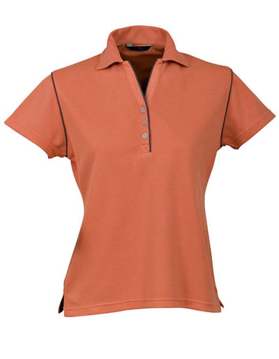 1034 BIO-WEAVE POLO - Ladies