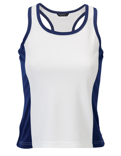 1110F THE COOL DRY SINGLET - Ladies