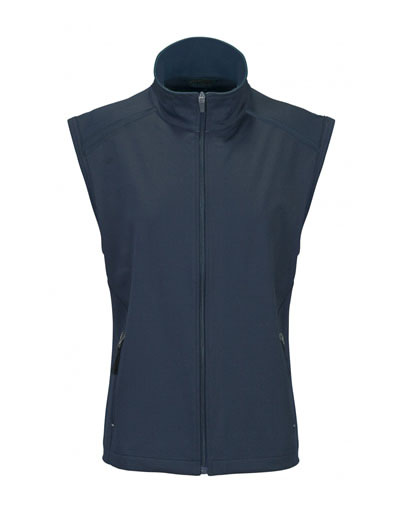 3033 SOFT SHELL LITE VEST - Ladies