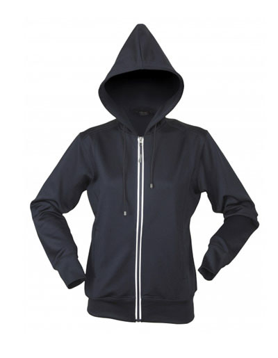 3140 THE STENCIL HOODIE - Ladies