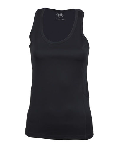 7114 THE COMPETITOR SINGLET - Ladies
